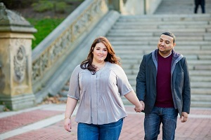 plus size women find ideal man online